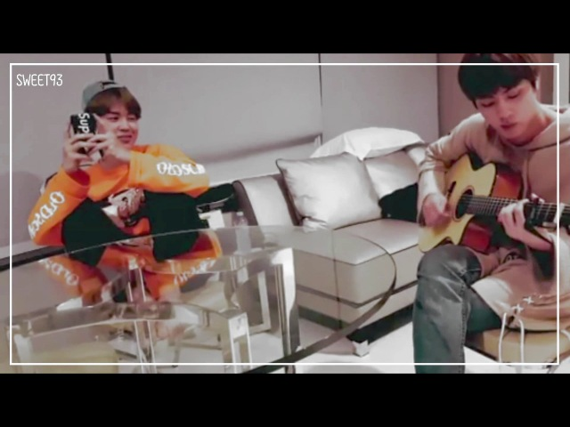 [THAISUB] (BTS) Jin and Jimin Butterfly (Acoustic ver)