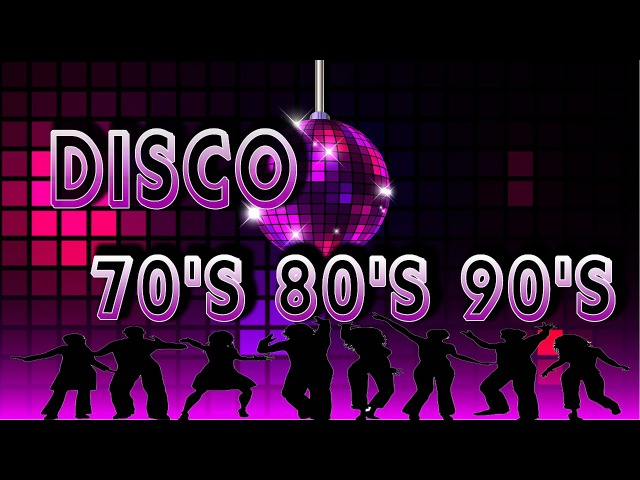 Disco Dance 70' 80' 90'- Greatest Disco Songs Of All Time - Best Disco Songs Ever