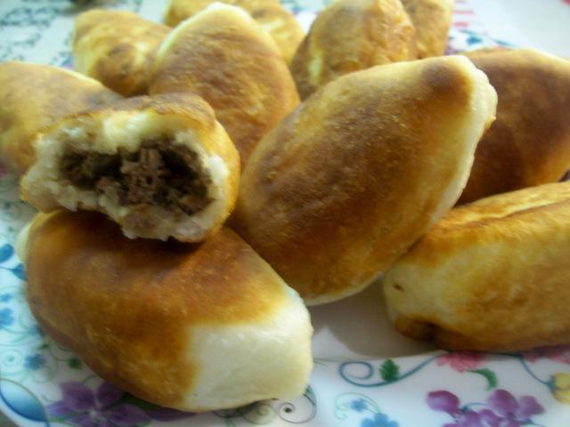 Пирожки на кефире-очень оригинальный и бюджетный рецепт » Freewka.com - Смотреть онлайн в хорощем качестве
