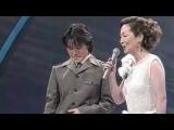 Saori Yuki &amp Toshi (X JAPAN) @ Futari no Big Show 1of5