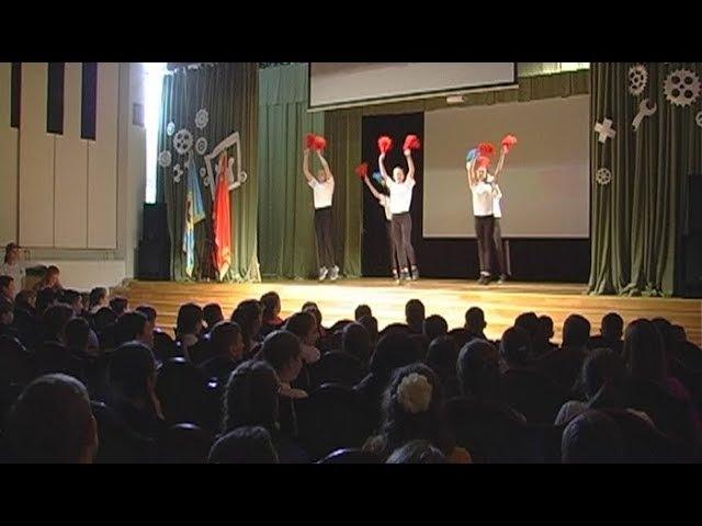 Волонтеры из гимназии Дмитров