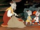 Волк и семеро козлят сказка братьев Гримм 1957 рисованный мультфильм Петра Но