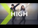 Whethan, Dua Lipa - High / K-LUCY Choreography .