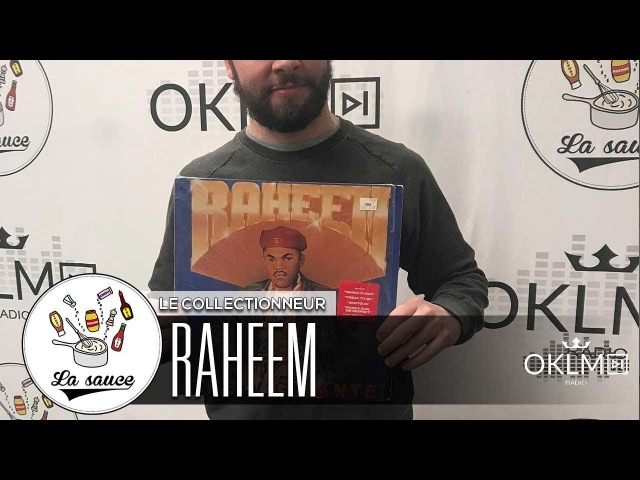 THE VIGILANTE de RAHEEM - Némo Le Collectionneur - LaSauce sur OKLM Radio 14/02/18 {OKLM TV}