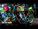 [CB ORANGE] Modifikasi HONDA GL Kontes Gaya HEREX CB Drag Bike
