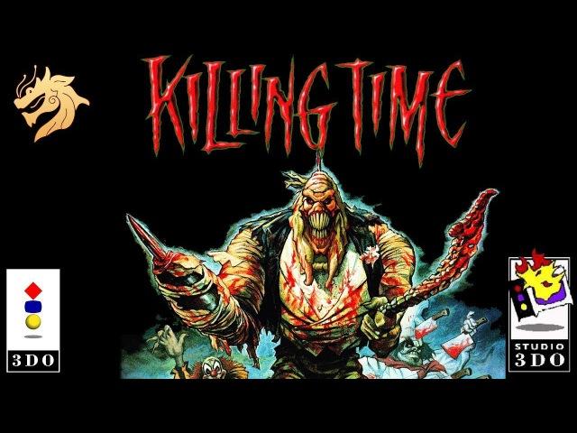 Killing Time 3DO