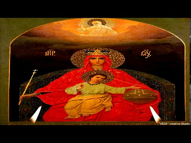 Сильная православная молитва на ночь.Защита от дурного сна, лукавого, покой души...