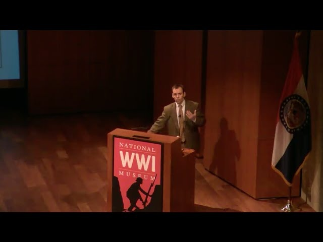 From Wars Toward the Great War The Ottomans and the Vortex of WWI, Dr. Michael Reynolds