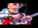 Joe Satriani - Satch Boogie At Hellfest 2016 with Surfing Guitar