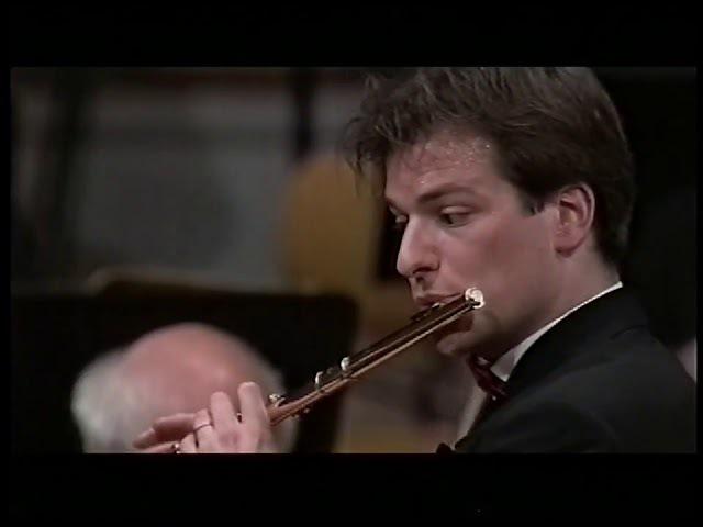Mozart, Concerto for Flute and Harp KV 299 | PAHUD · LANGLAMET · ABBADO