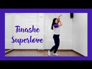 Tinashe - Superlove [Dance Cover by Aly Kim]