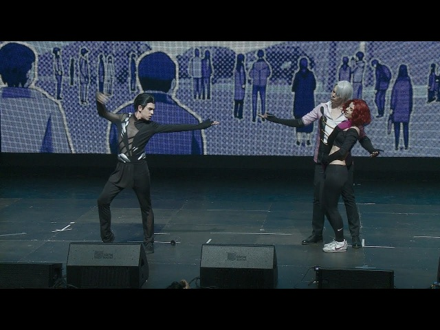 «Yuri on ICE» на 2017 Воронежском фестивале японской анимации
