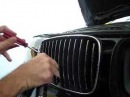 BMW 135i Front Grill Replacement