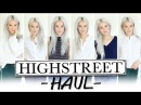 HIGH-END HIGHSTREET HAUL AND TRY ON Topshop, Reiss, Joseph, Whistles, Rag and Bone