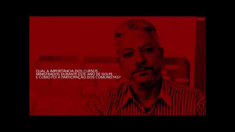 Altair Freitas: Balanço e Perspectivas Escola Nacional do PCdoB
