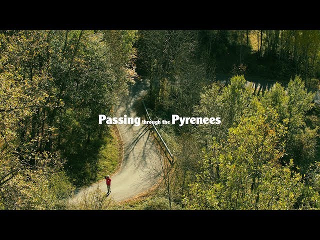 Arbor Skateboards Passing through the Pyrenees with Axel Serrat