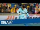 Golazo de Messi 0 1 UD Las Palmas vs FC Barcelona