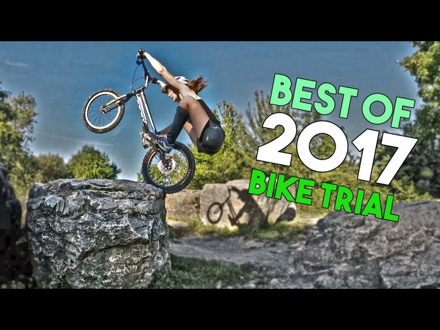 Best of 2017 | Bike Trial Larena (GoPro5)