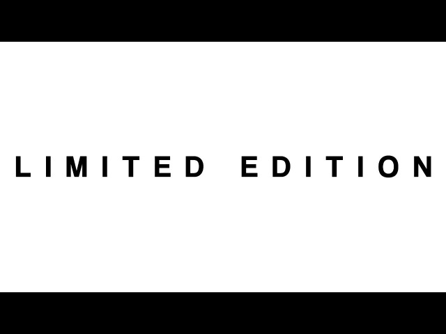 LIMITED EDITION TEASER 2018