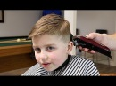 Boys Haircut Tutorial How to Cut Your Kids Hair For Beginners 2018