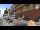 Сериал Minecraft! &ampquotПриключения Брата и Сестры!&ampquot 2 Серия-Прогулка по городу и паркур