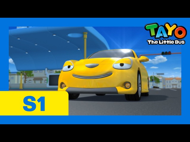[Tayo S1] 12 Let's Be Friends