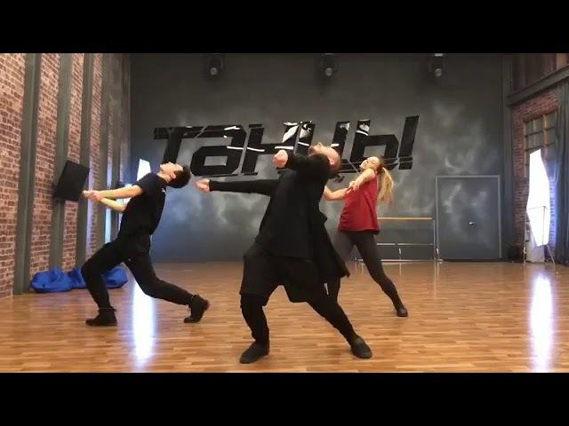 Софа Кольбедюк Танцы на ТНТ