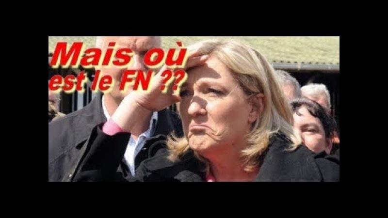 LE FRONT NATIONAL EST MORT, VIVE LE FN