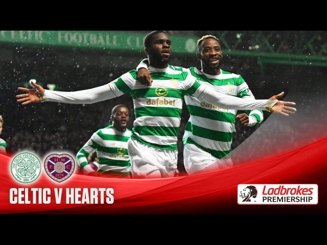 Dembele on target as Celtic beat Hearts