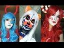 The Best FNAF Makeup Cosplay Compilation