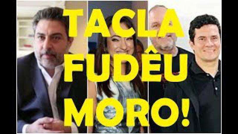 URGENTE! TACLA DURAN APRESENTA PROVAS CONTRA MP DE CURITIBA E PODE DECRETAR O FIM DA LAVA JATO!