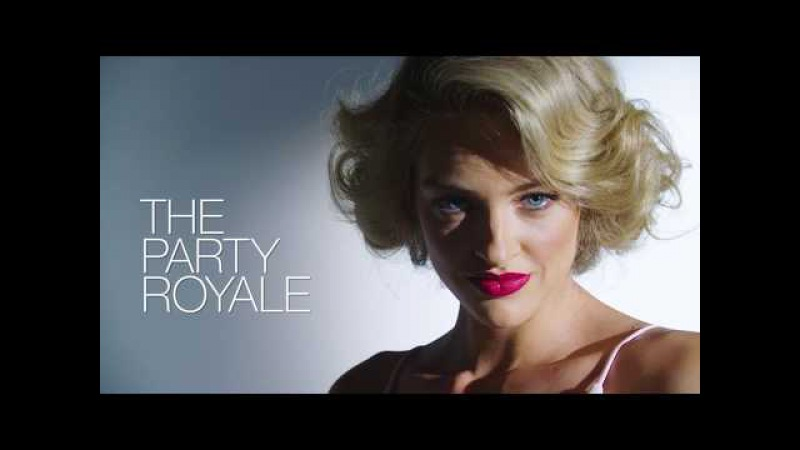 Faux Bob How-To: Party Royale Holiday Video with Vivienne Mackinder