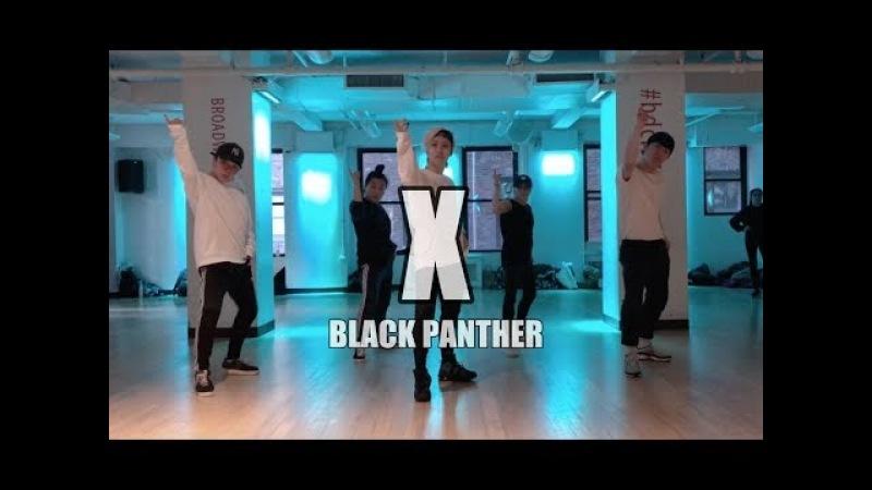 Bo Park Choreography X by ScHoolboy Q 2 Chainz Saudi Kendrick Lamar BDC PERIDANCE