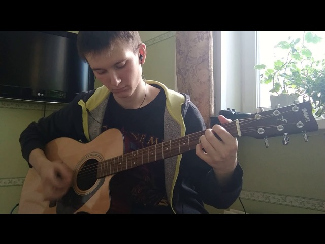Hallelujah fingerstyle cover arranged by Patrick Matlock