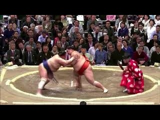 Sumo -Haru Basho 2018 Day 1, March 11th -大相夏場所2018年 初日
