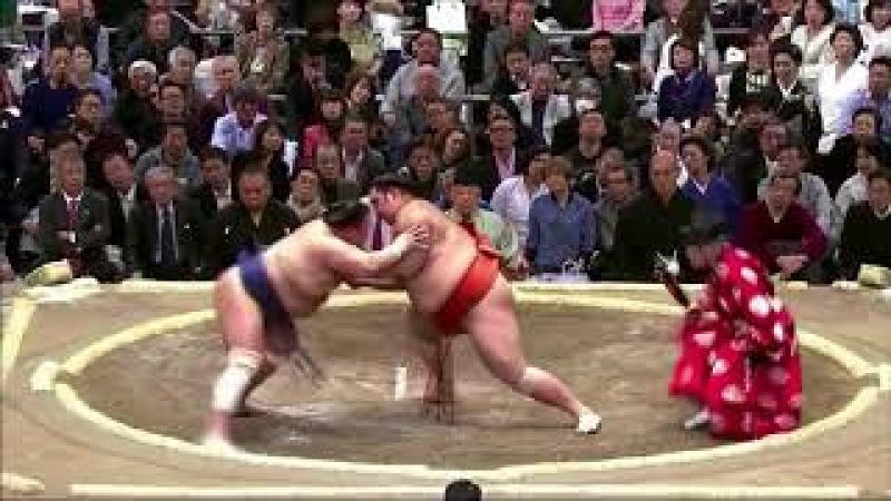 Sumo -Haru Basho 2018 Day 1, March 11th -大相夏場所2018年 初日