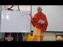 37 лекция. Бхагавад-Гита. Глава 13 (Вриндаван, 17.01.2018) Ватсала дас