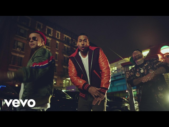 Romeo Santos Daddy Yankee Nicky Jam Bella y Sensual Official Video