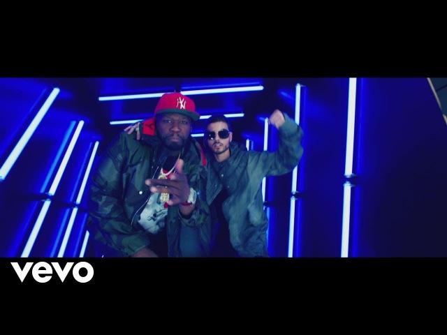 Abraham Mateo, 50 Cent, Austin Mahone - Háblame Bajito [MV]