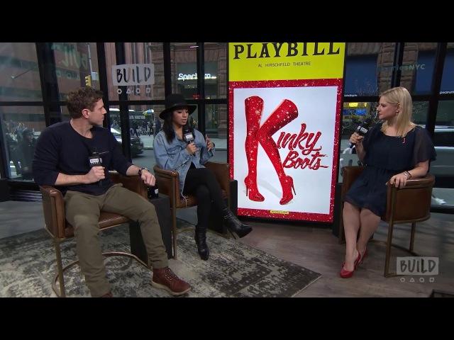 "Kirstin Maldonado's First Kinky Boots"" Experience"