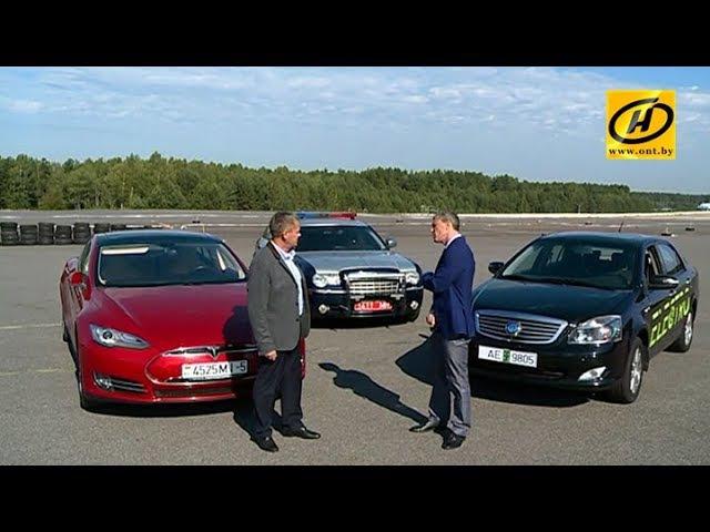 Владелец электромобиля «Тесла» рассказал «Контурам» о преимуществах электрокаров