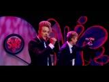 Jedward - Good Vibes Live on TV