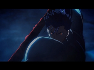AMV - Судьба: Ночь Схватки – Клинков бесконечный край // Fate: Stay Night Unlimited Blade Works Part II