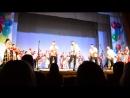 Русский народный хор Любавушка Моя Россия Казачья Соловей Гимн волонтеров отчётный концерт