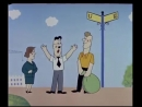 Запрещенный к показу мультфильм про здоровье.