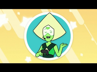 Hello humans. It's me, PERIDOT!!! Watch me play a cool video game WITH ME IN IT.