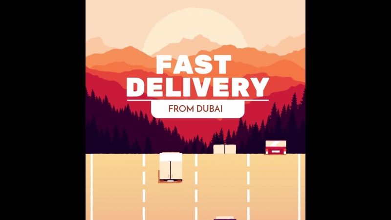 Fast Delivery from Dubai to worldwide Door to door service delivery