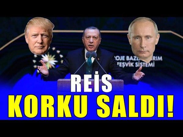 Erdoğan Deşifre Etti, ABD ve Rusya Titredi!