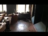 Опубликовано первое видео с места нападения на школу в Улан-Удэ (19.01.18)