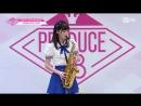 PRODUCE48 AKB48ㅣ아사이 나나미ㅣ알토 색소폰으로 연주한 ′아리랑′ @자기소개_1분 PR 180615 EP.0